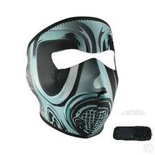 Poison Toxic Neoprne Face Mask & Extender For Large Head ATV Biker Snowmobile XL