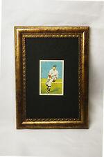 Christy Mathewson Fleishmanns Bakery Card Sports Portrait Old NY Giants Baseball