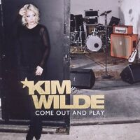 """KIM WILDE """"COME OUT AND PLAY"""" CD NEU"""