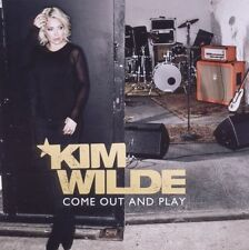 "KIM WILDE ""COME OUT AND PLAY"" CD NEU"
