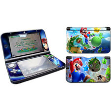Super Mario Vinyl Skin Sticker Cover for Nintendo 3DS XL  Console