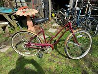 Vintage 1970s Murray Girls Bicycle Westport Mid Century BIKE