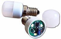 220V Fridge Alarm Led Light 1.5W E14 Cool White Refrigerator Open Door Alert A+