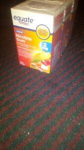 equate nicotine gum 2mg