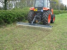 More details for spring tine harrow 2 bar agrifabs chain harrow tractor equestrian field farm