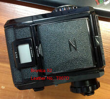 Bronica S2 replacement leatherette cover pre cut self-adhesive!