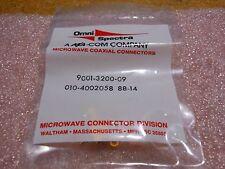M/A-COM CONNECTOR # 9001-3200-09 NSN: 5935-01-148-6680 ( 010-4002058 )