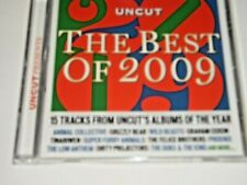 Various ‎– The Best Of 2009 (15 Tracks From Uncut's Albums Of The Year) Uncut CD