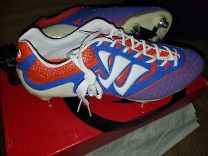 Warrior Skream Pro soccer cleats size 9.5 soft ground