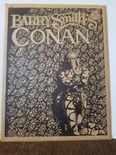 BARRY SMITH Portfolio, CONAN, #769, 1974, VF/NM, 6 prints + COA Folder Envelope