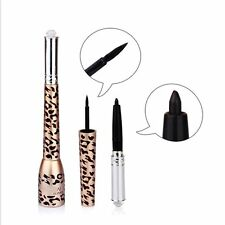 Leopard Liquid Eyeliner Waterproof Eye Liner Pencil Pen Beauty Makeup Comestics