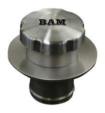 Aluminum Fuel Tanks - Remote Mount Filler Neck & Vented Cap For 2 inch Hose