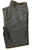 YES * ZEE Jeans uomo  colore blu - TAG.52 68%  cotone 32%  poly made in Italy