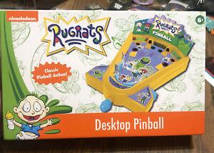 Rugrats Desktop Pinball New!! Rare