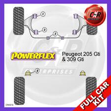 Peugeot 309 Gti Powerflex Complet Bush Kit