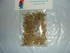 Matzuo Brass 3 way Swivels - Size 2, 75 lb. - 100 per package
