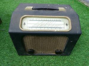Bush 1940's BP90 Vintage Valve Radio (Rare)
