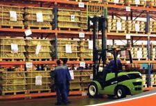 PALLET RACKING 5 Bay 2438mmH- 30 PALLET Spaces. BARGAIN