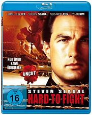Hard to Fight ( Actionfilm BLU-RAY ) mit  Steven Seagal, Lee Dong-joon NEU OVP