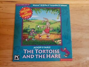 Living Books - The Tortoise and the Hare - PC CD-ROM