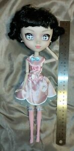 """Groove Pullip Princess Ann """"Roman Holiday """"Audrey Hepburn Doll Used New Outfit"""