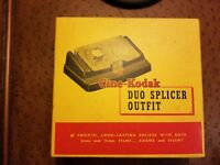 Vintage Kodak Duo Splicer  -8mm movies