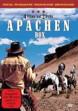 APACHEN Western BOX Töte Apache SITTING BULL Hondo TODESLIED DVD Collection NEU