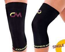 Copper Move Copper Compression Knee Sleeve - Medium