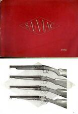 Samac (Paris) 1950 Gun Catalog
