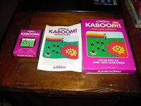 Kaboom! (Atari 2600, 1981)