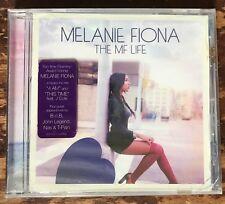 Melanie Fiona The MF Life CD w/John Legend Das T-Pain B.o.B. J. Cole New/Cutout