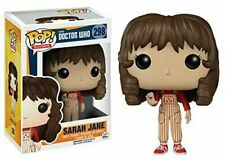 Funko Pop 298 Doctor Who Sarah Jane with Pop Protector