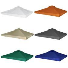 10x10' Gazebo Top Canopy Replacement Uv30 Patio Outdoor Garden Cover Sunshade 
