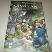 Graphic Novel Lot Sandman Deluxe Vol Book 1 - Hardcover 1-16 New, Unsealed