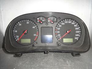 VW Golf 4 1J 1,9TDI Tacho Tachometer Kombiinstrument VDO 1J0920826C 110080131004