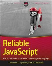 FAST SHIP - SPENCER RICHARDS 1e Reliable JavaScript: How to Code Safely in t FN1