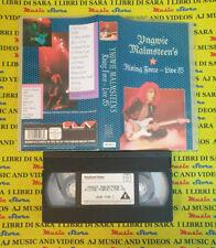 VHS YNGWIE MALMSTEEN's Rising force live 85 1985 PMV no cd mc dvd lp(VM4)
