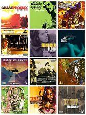12 Battle Axe CD lot MOKA ONLY,ABSTRACT RUDE,SUNSPOT JONZ,DJ MURGE,DREZ,MR BRADY