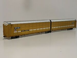 Atlas HO UP Union Pacific TTX Articulated Auto Carrier. Unused.