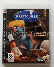 RATATOUILLE - PLAYSTATION 3 PS3 PLAY STATION 3 - PAL ESPAÑA - RATATUI