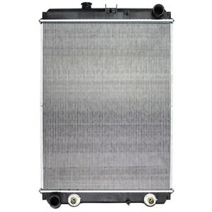 New Radiator w/Sensor Port FOR 2011 2012 2013 2014 2015 HINO 258 268 338