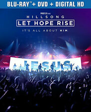 Hillsong: Let Hope Rise [New Blu-ray] With DVD, UV/HD Digital Copy, 2 Pack, Di