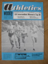 ATHLETICS WEEKLY NOVEMBER 25th 1978 RUNNERS IN THE HOLMFIRTH 15 MILE RACE