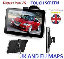 5 Inch GPS Navigation Car Truck HGV Navigator SAT NAV 8GB ROM