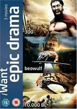 iWant Epic Drama Collection (DVD) (2008) Gerard Butler (Special Edition)