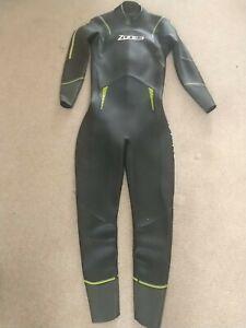 Zone3 Advance Mens Wetsuit - Black size ML