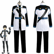 Sword Art Online SAO Kirito Kirigaya Cosplay Costume the Film Ordinal Scale OS