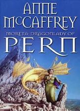 Moreta - Dragonlady Of Pern (The Dragon Books) By Anne McCaffrey