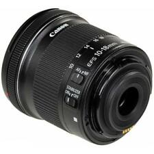 Canon EFS 10-18mm F4.5-5.6 IS STM Ultra Wide Angle Zoom Lens Brand New