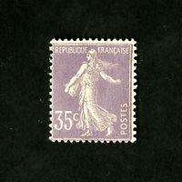 France Stamps # 175 F-VF OG LH Catalog Value $150.00